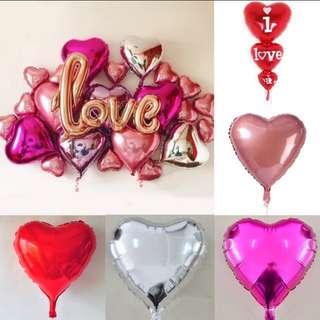 Vday! Love balloon