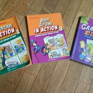 In Action books