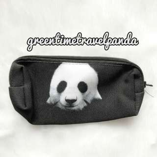 PANDA Cosmetic/Pen Case
