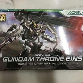HG Gundam Throne Eins