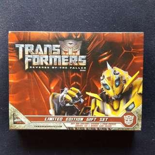 機場快綫Transformers限量版禮盒套裝
