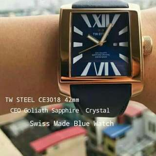Original TW Steel Ce3018 42mm,  Ce3017 37mm and Ce3015 unisex 37mm