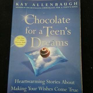 Chocolate for a Teen's Dream
