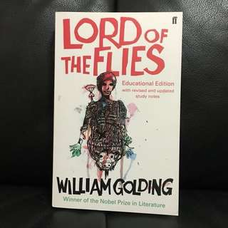📚 Lord Of The Flies Educational Edition [ paperback ] [ open for trades ]