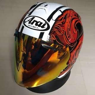 Mhr Helmet (Free Tinted Visor