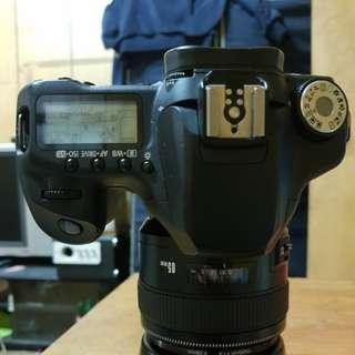 canon 50d lens 50mm full box
