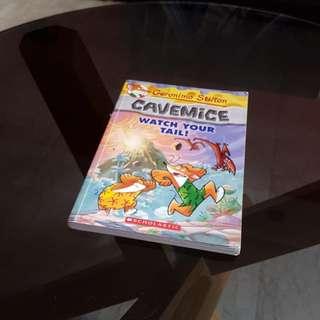 Geronimo Stilton (cavemice edition)