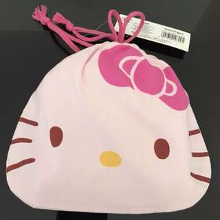 Hello Kitty Pouch Limited Edition