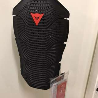 dainese back protector