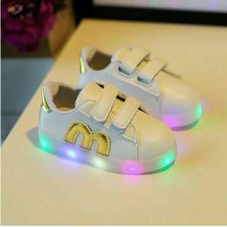 Toddlers & Kids LED Shoes