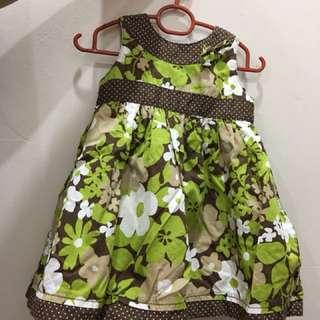 Baby Dress carter's 6-12m