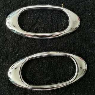 Signal ring chrome