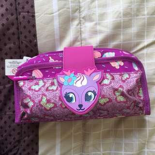 Smiggle pencil case (with tag)