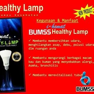 Lampu Kesehatan - Healthy Lamp