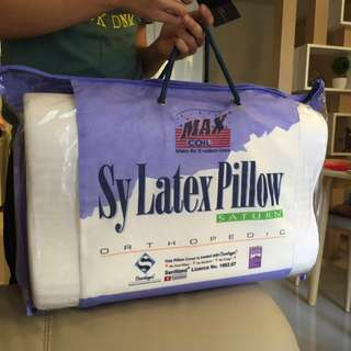 Price⬇️ Max Coil Sy Latex Pillow