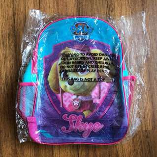 Nickelodeon Paw Patrol Skye backpack bag