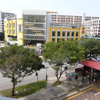 3+1 unit for rental @ Tampines St 71 Blk 728