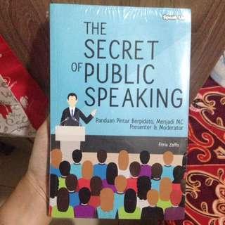 New‼️buku public speaking