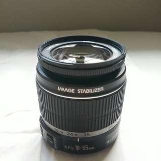 Canon EFS 18-55mm kit lens