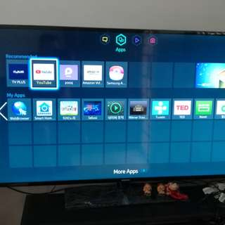 Samsung 55 Inch Slim Smart Led Tv
