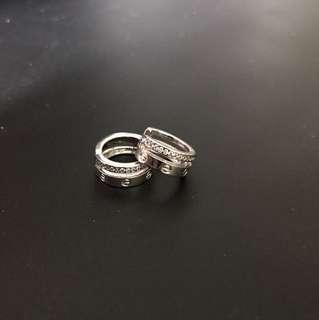 Crystal Ear ring