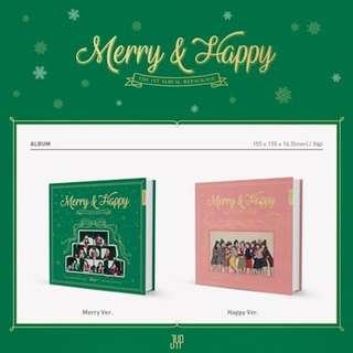 Twice Merry and happy album random ver #CNY88