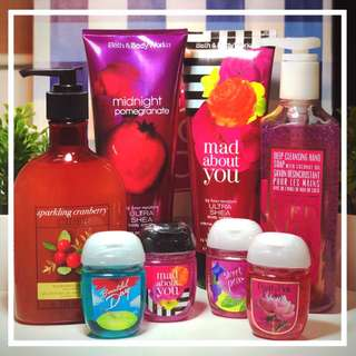 SALE! Bath & Body Works ($9 - $17)