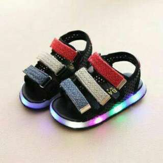 LED Prewalker Shoes