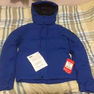 The North Face Box Canyon black Label Jacket XS size