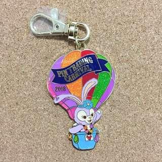 全新 Special Edition Stellalou 熱氣球 匙扣