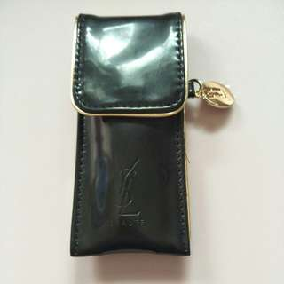 Make up brushes with pouch from YSL Beaute