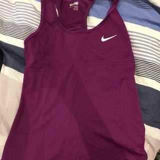 Nike top active wear