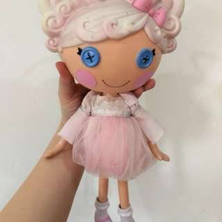 Pre-loved Authentic lalaloopsy
