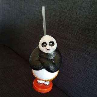 Kungfu Panda figurine cup