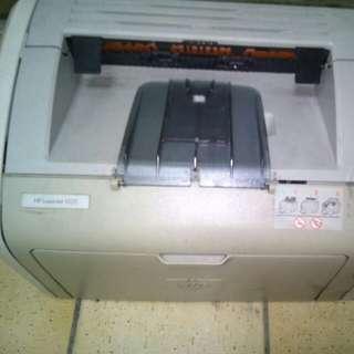 Hp 1020 laser printer 土瓜灣交收