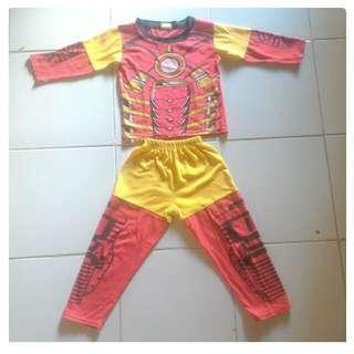 Stelan Baju Ironman
