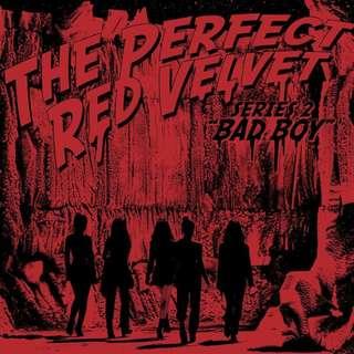 Red velvet (The perfect red velvet) album #CNY88