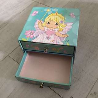 Precious Moments keeper box