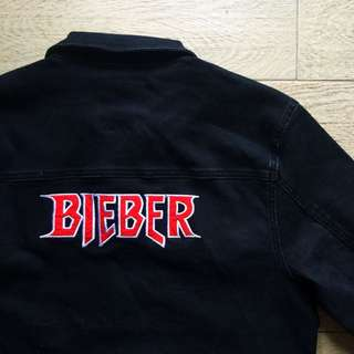 Justin Bieber Denim Jacket