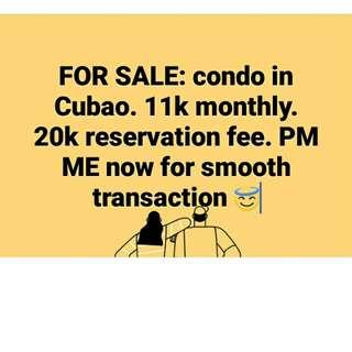 Pre selling Condo! No Downpayment