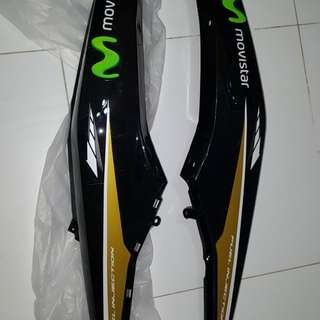 Sniper yamaha side casing