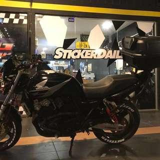 Honda cb400 spec 1
