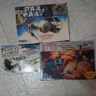 Star Wars model Kit