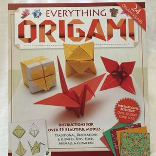 Lovely Original Origami File