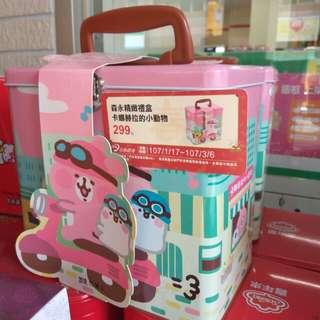 代購 台灣7-11卡娜赫拉HelloKitty新年禮盒