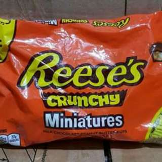 Reese's Miniatures Crunchy
