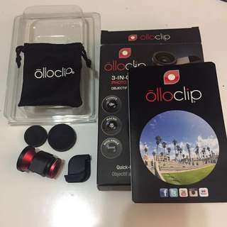 Olloclip - quick change camera lens for iPhone5