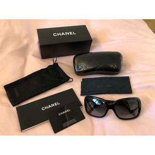 Chanel Sunglasses 蝴蝶太陽眼鏡