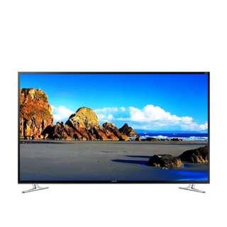 """4K 55"""" smart TV"""