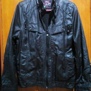 BNY Leather Jacket (Racing Edition)